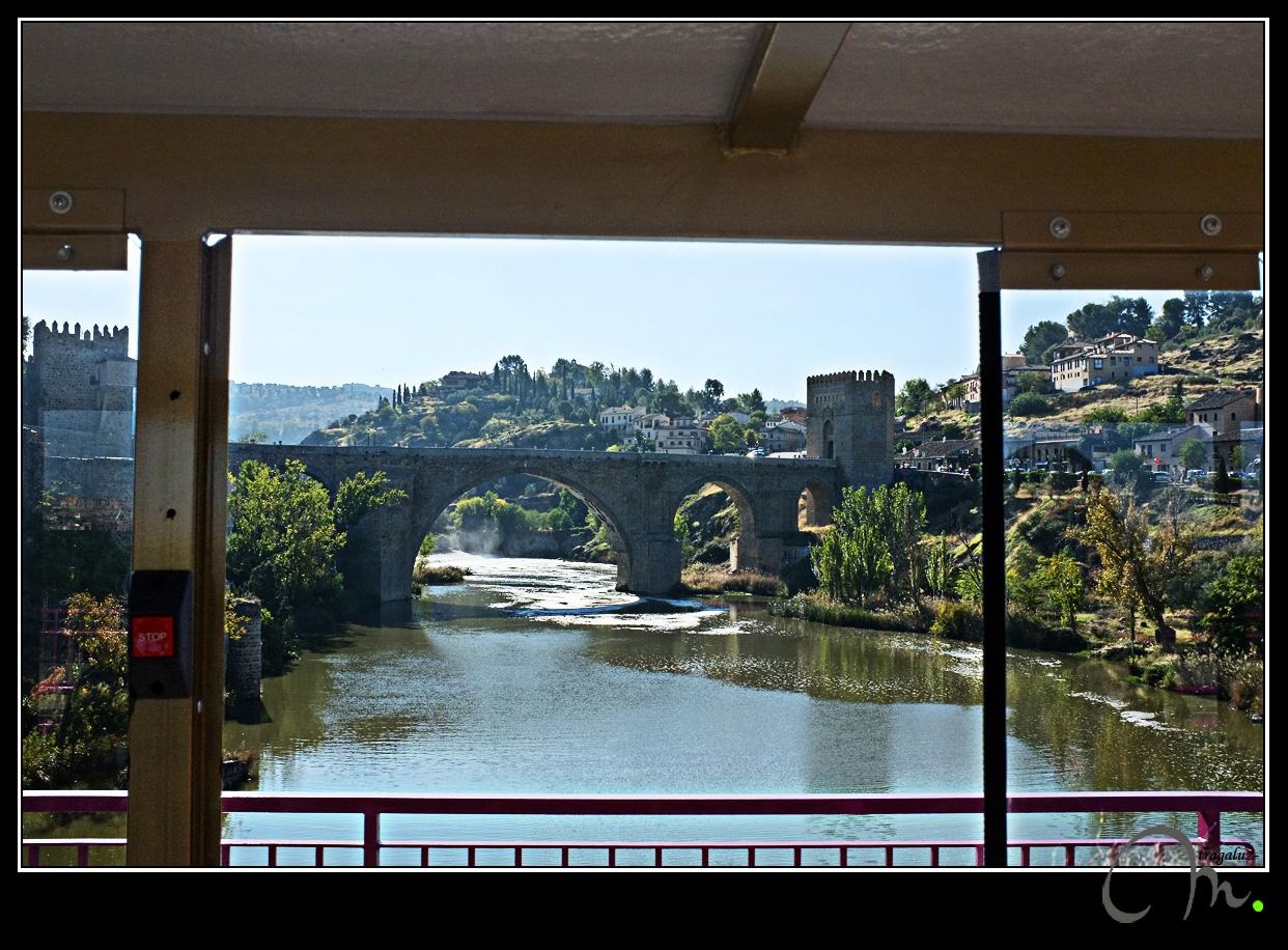 El puente de San Martín - Toledo