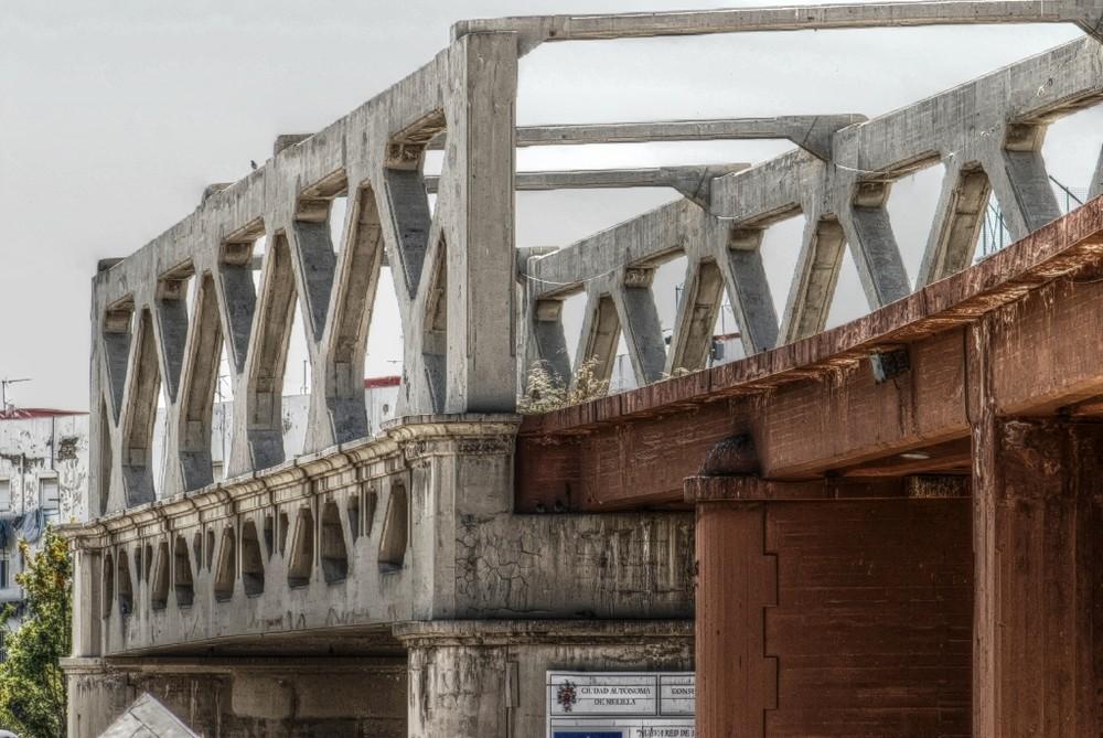 El puente del mineral