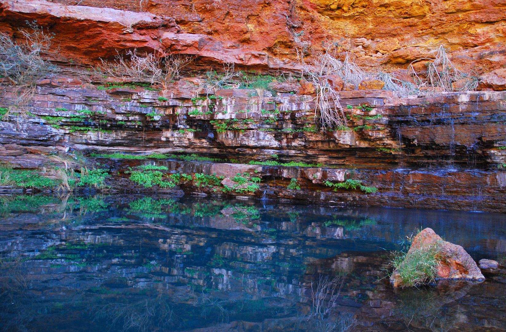 El Questro Gorge Pool
