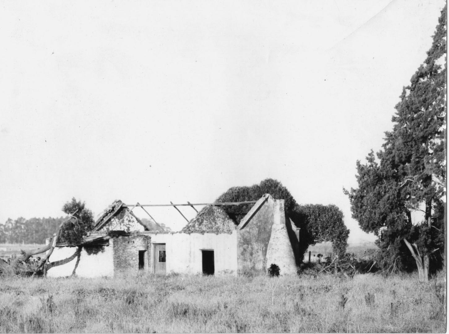el rancho abandonado