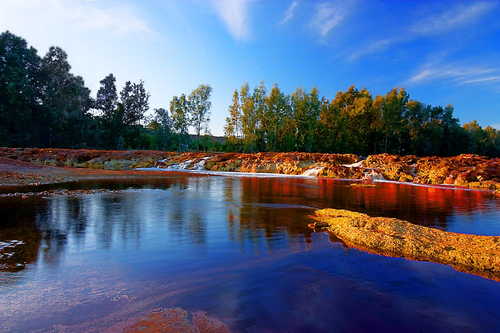 El rio minero
