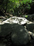 El rio y las piedras