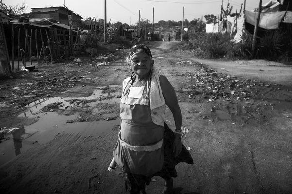 El rostro de la pobreza en El Salvador