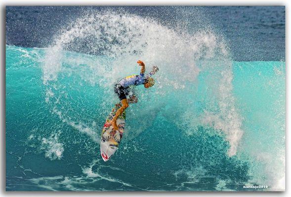 EL SALTO DEL ANGEL-2 SURF