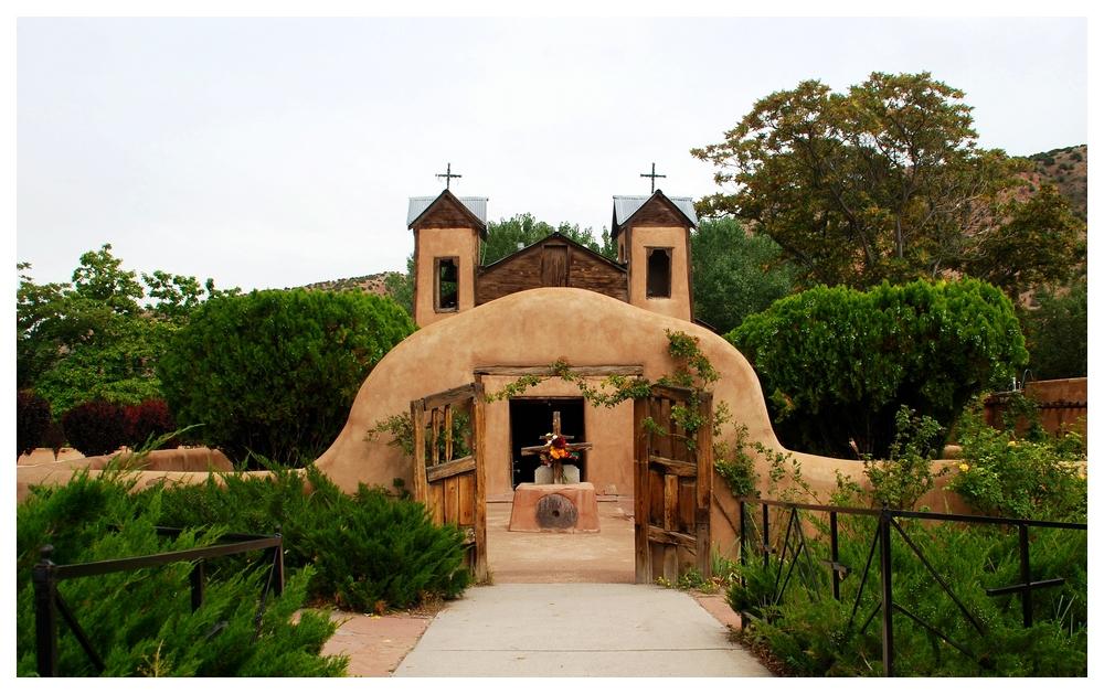 El Santuario de Chimayo Shrine (New Mexico)