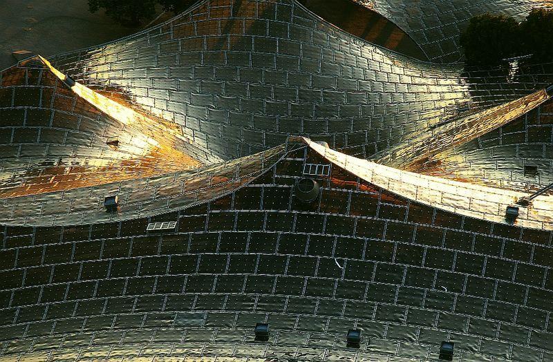El techo olympico