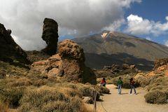 El Teide, 3718 m