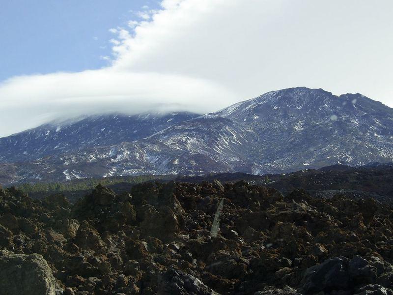 El Teide auf Teneriffa