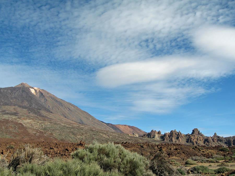 El Teide Die erste Begegnung