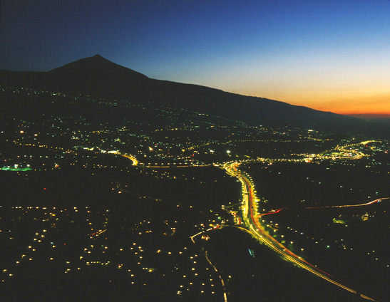 El Teide - Teneriffa