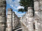 El Templo de las Mil Columnas (Chichén Itzá)