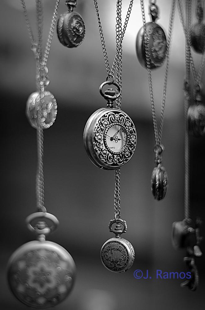El tiempo...