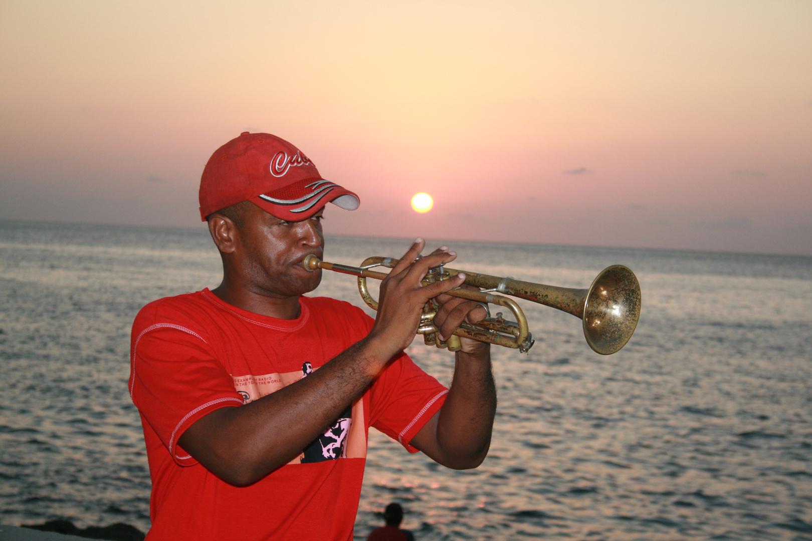 El trompetista de Hammelin