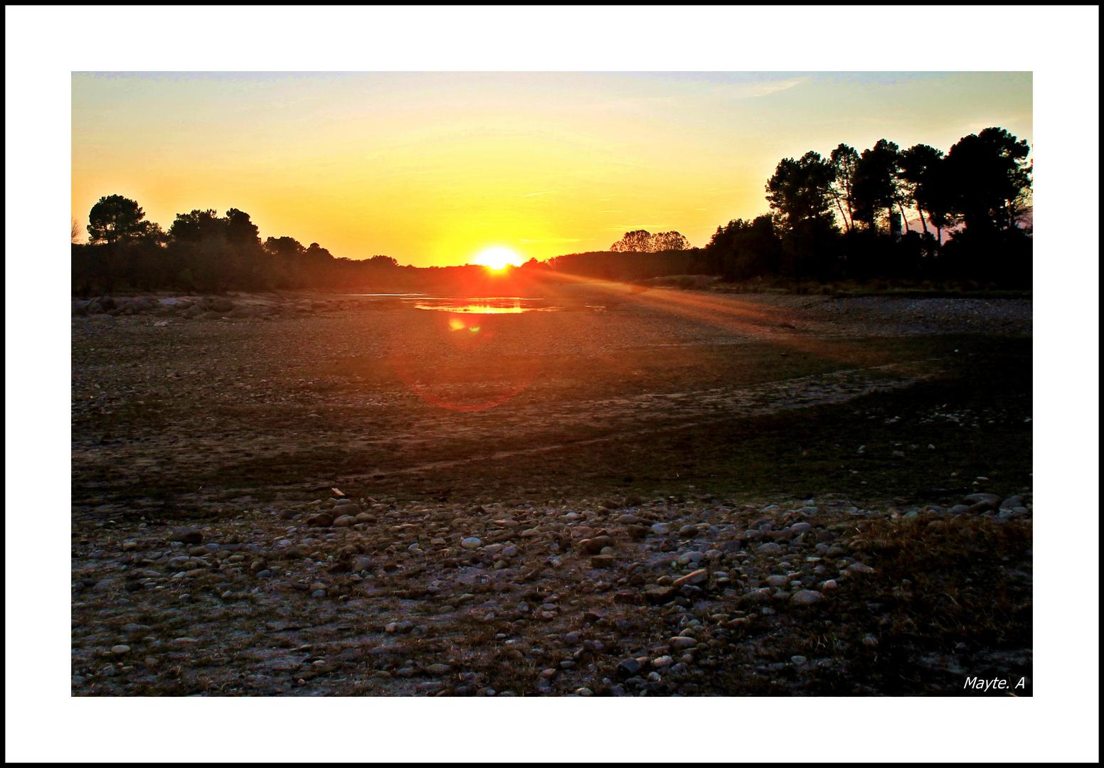 El ultimo rayo de sol.