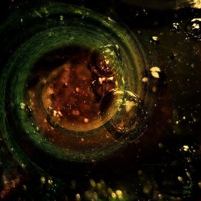 El universo burbuja. Para Ana Vera, curiosa, inteligente y sensible.