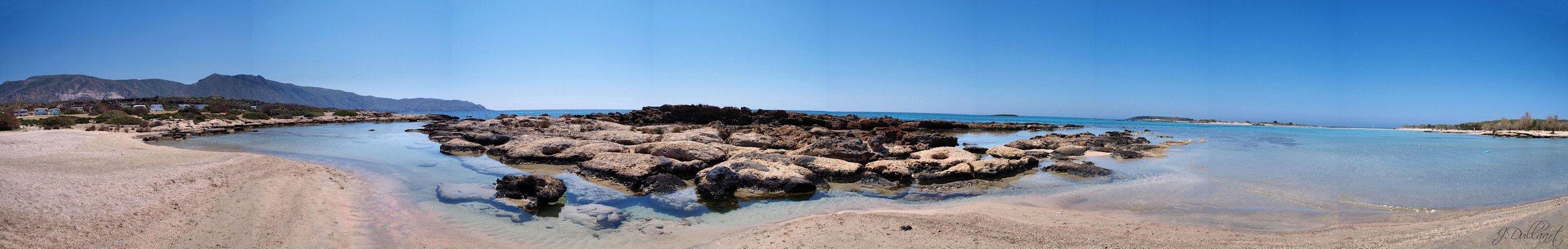 Elafoniso Panorama