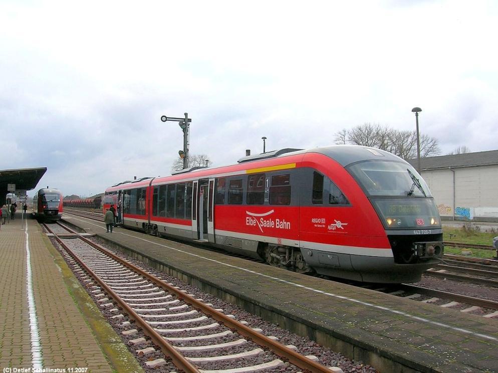 Elbe Saale Bahn