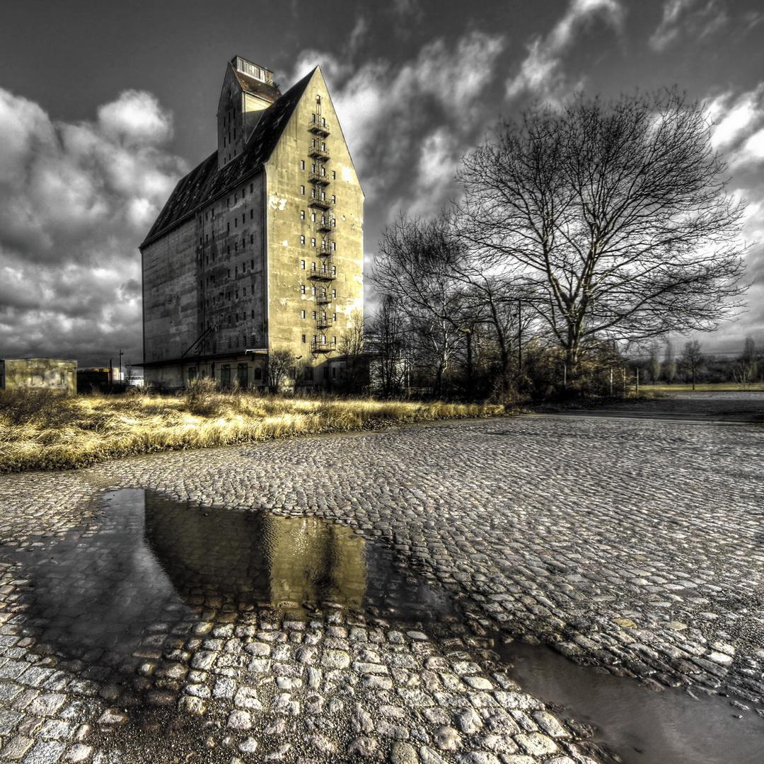 ELBE SILO Magdeburg