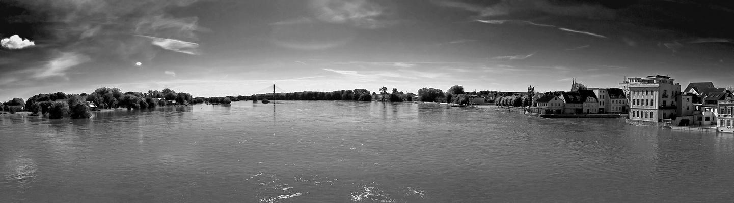 Elbehochwassser vor 3 Jahren
