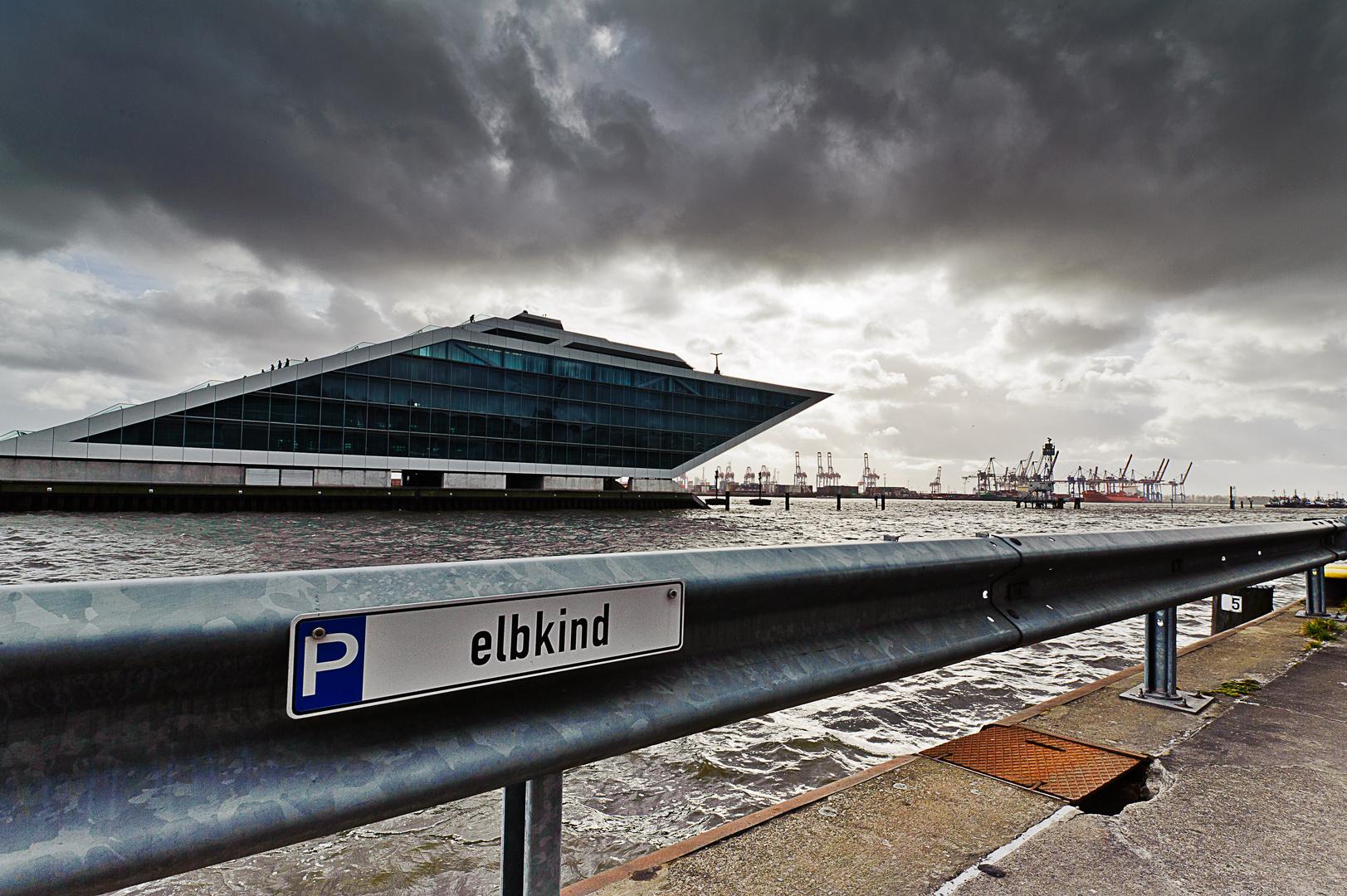 Elbkind (Dockland Hamburg)