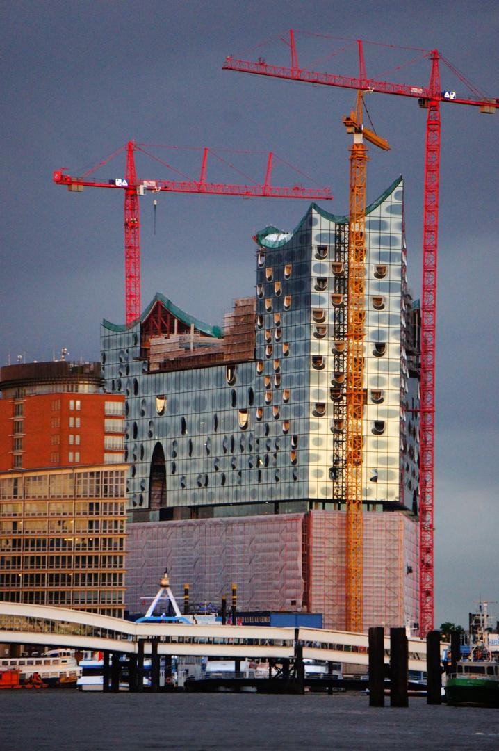 Elbphilarmonie, Hamburg, Hafencity