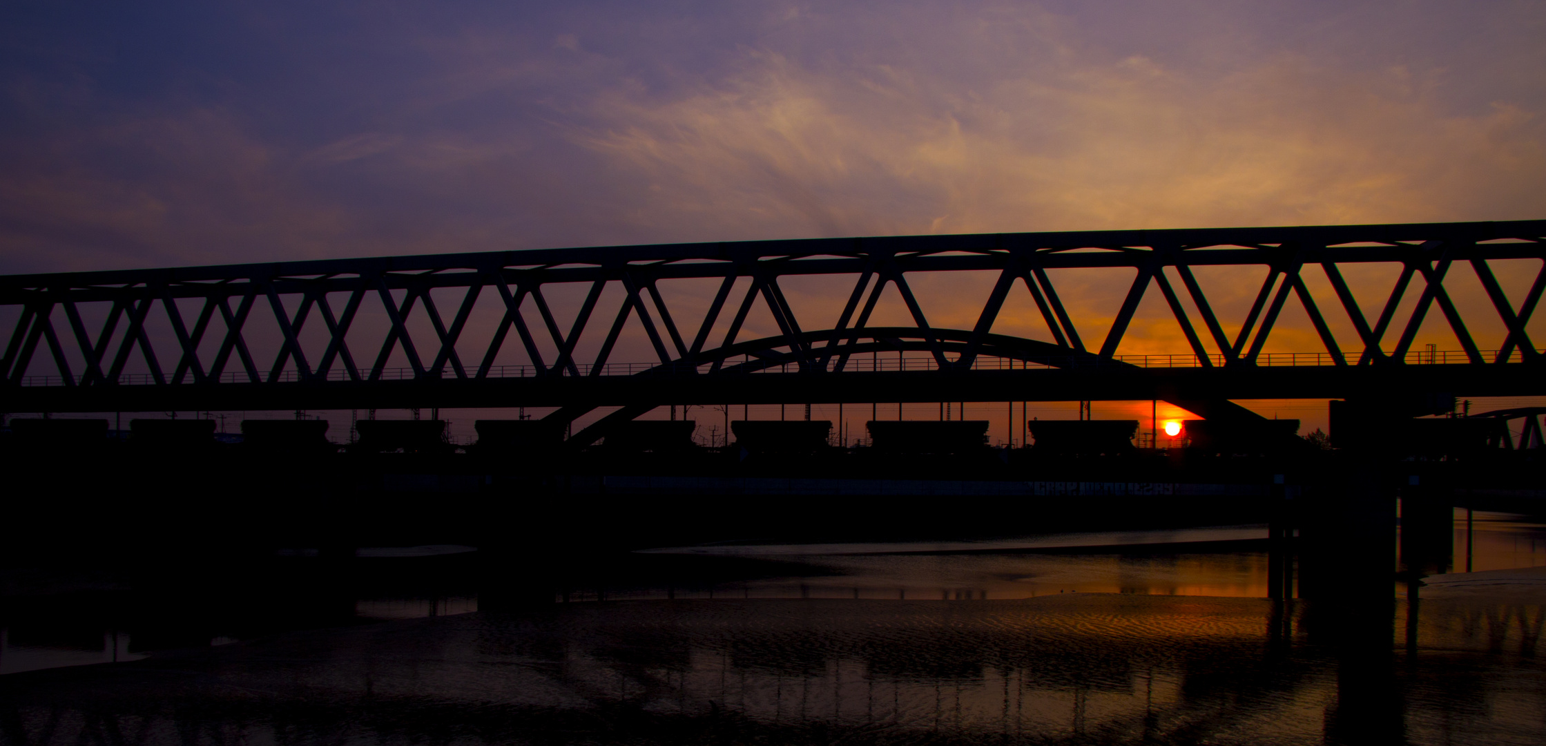 Elbrücke Hamburg