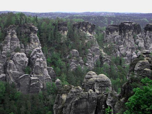 Elbsandstein Gebirge