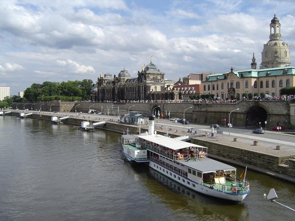 Elbufer Dresden