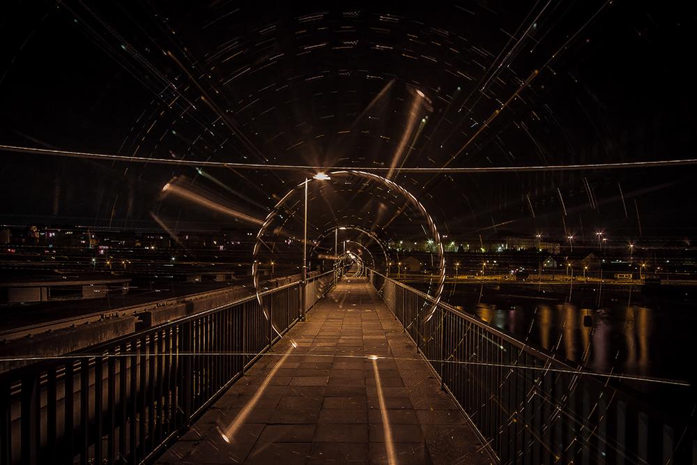 Electrical Movements in the Dark #120 - Auf der Staustufe...