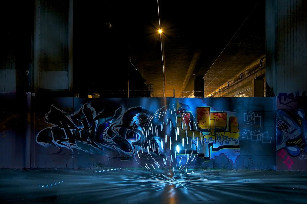 Electrical Movements in the Dark #62 - Graffiti Street I