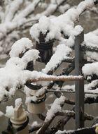Electricidad nevada