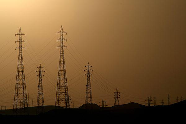 electrico paisaje