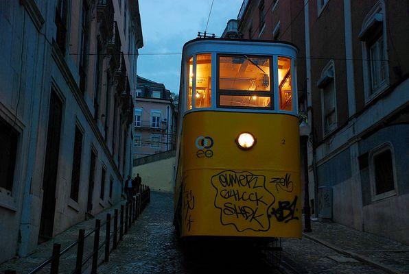 Eléctricos de Lisboa