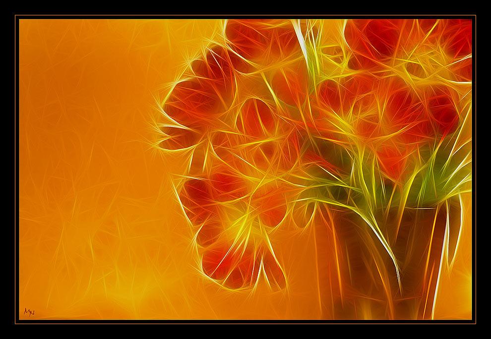 Electrified Tulips