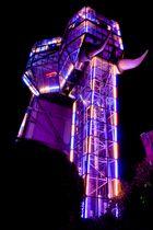 Elefant @ night