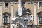 Elefantenbrunnen, Catania-Sizilien, La Fontana dell'Elefante