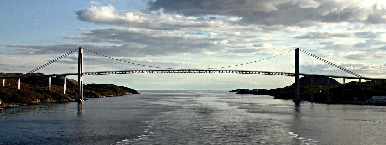 elegante Brücke
