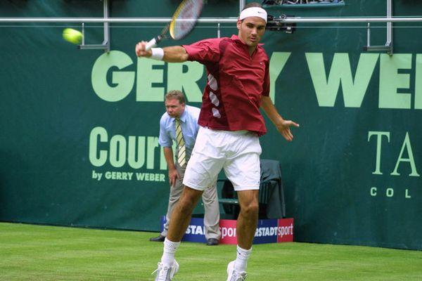 Eleganz – Roger Federer