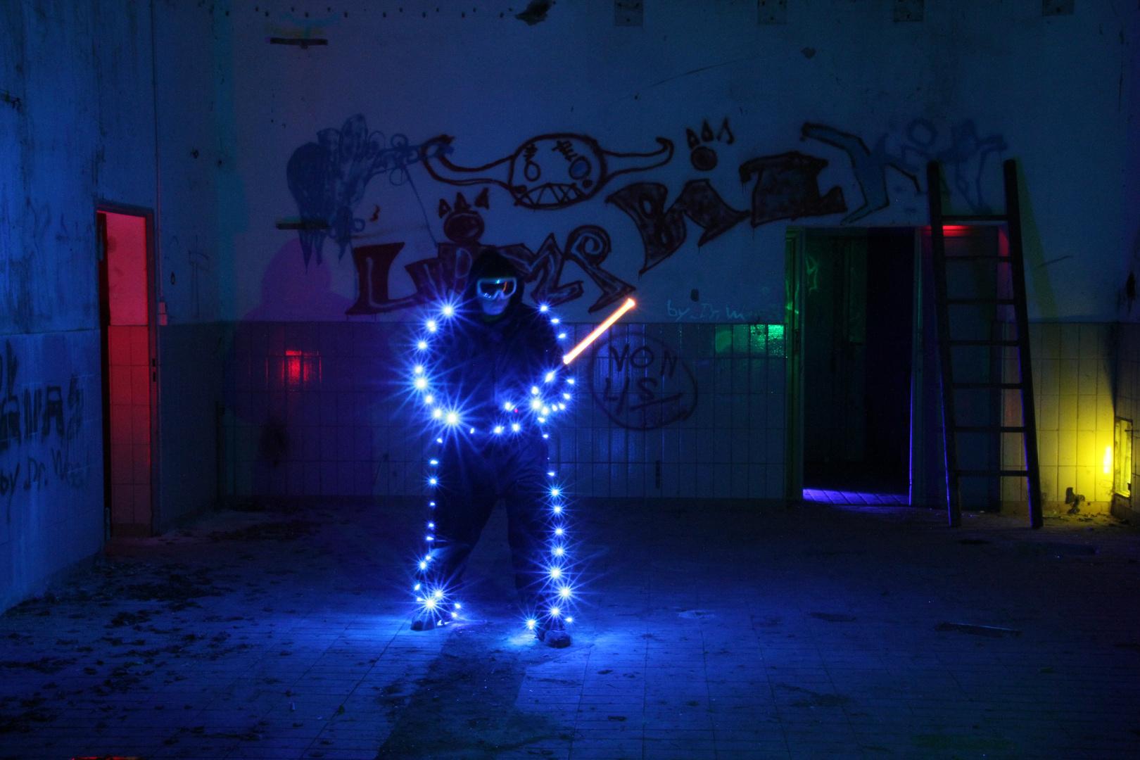 elekrischer Jedi-Ritter