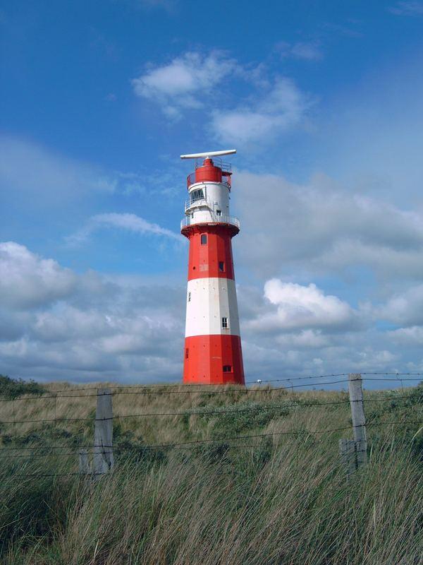 Elektrischer Leuchtturm