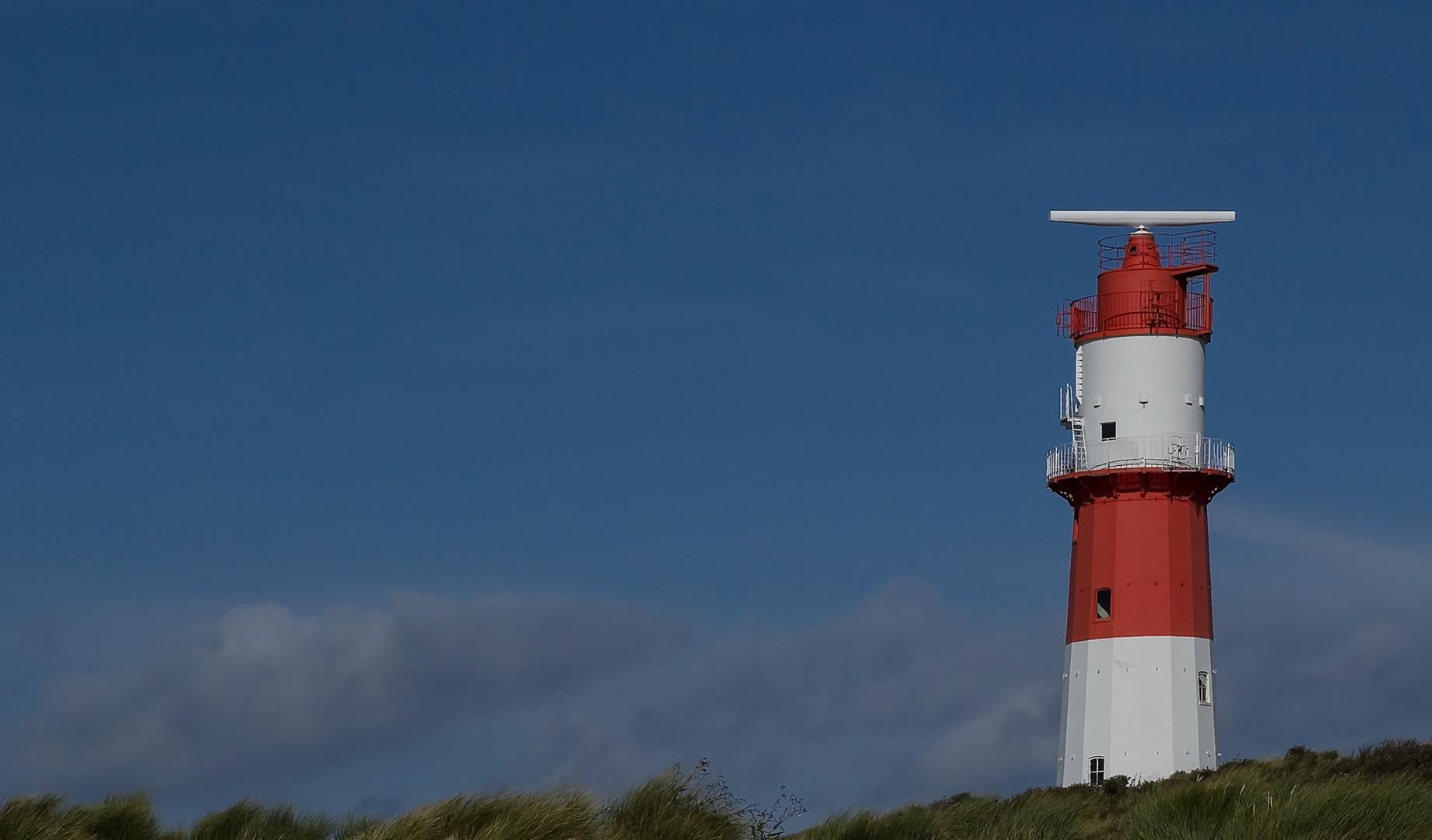 elektrischer Leuchtturm Borkum