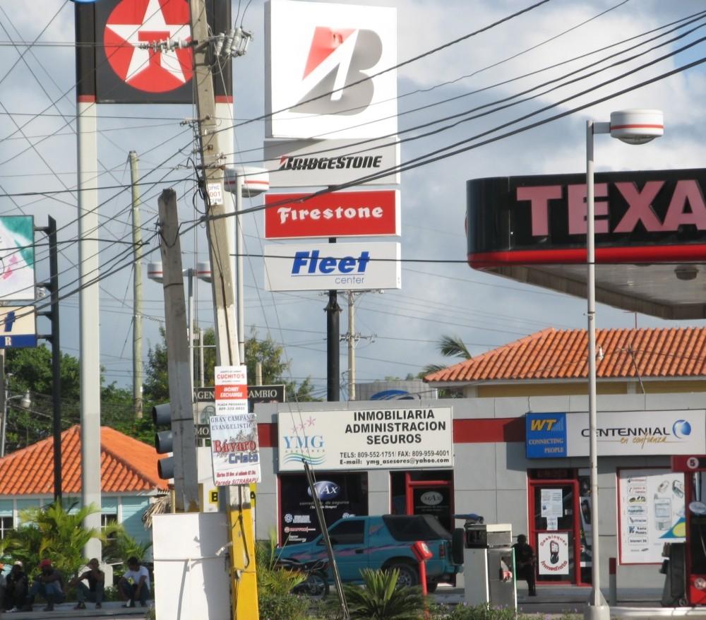Elektrizität in Mittelamerika / Hispaniola