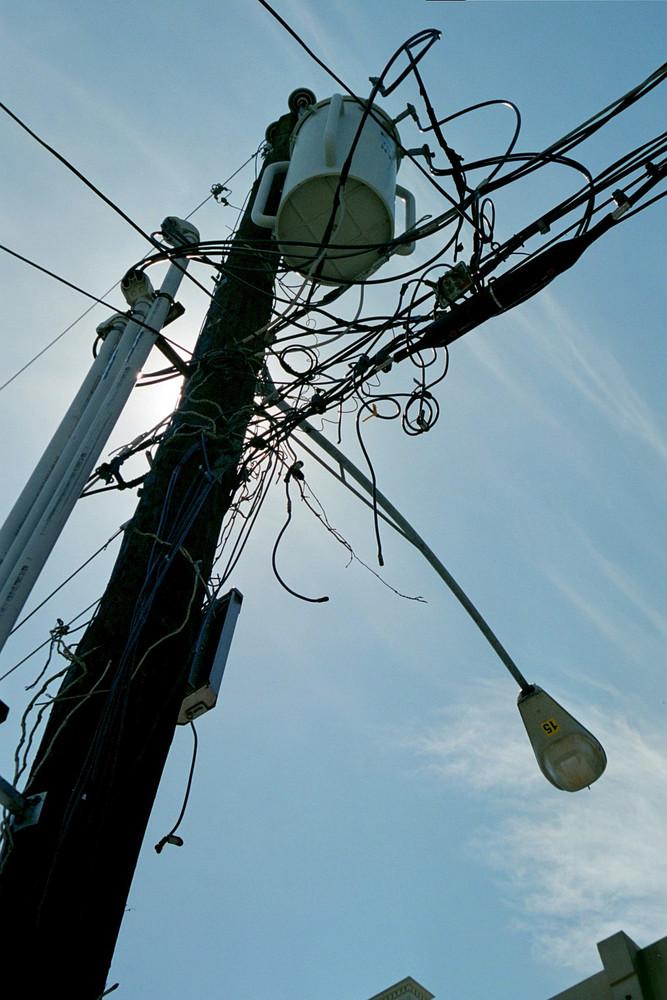 Elektrizität ist alles...