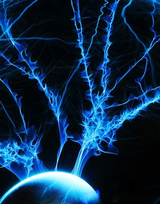 Elektrostatische Entladung II . . .