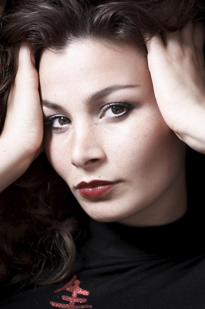 elena beser portrait