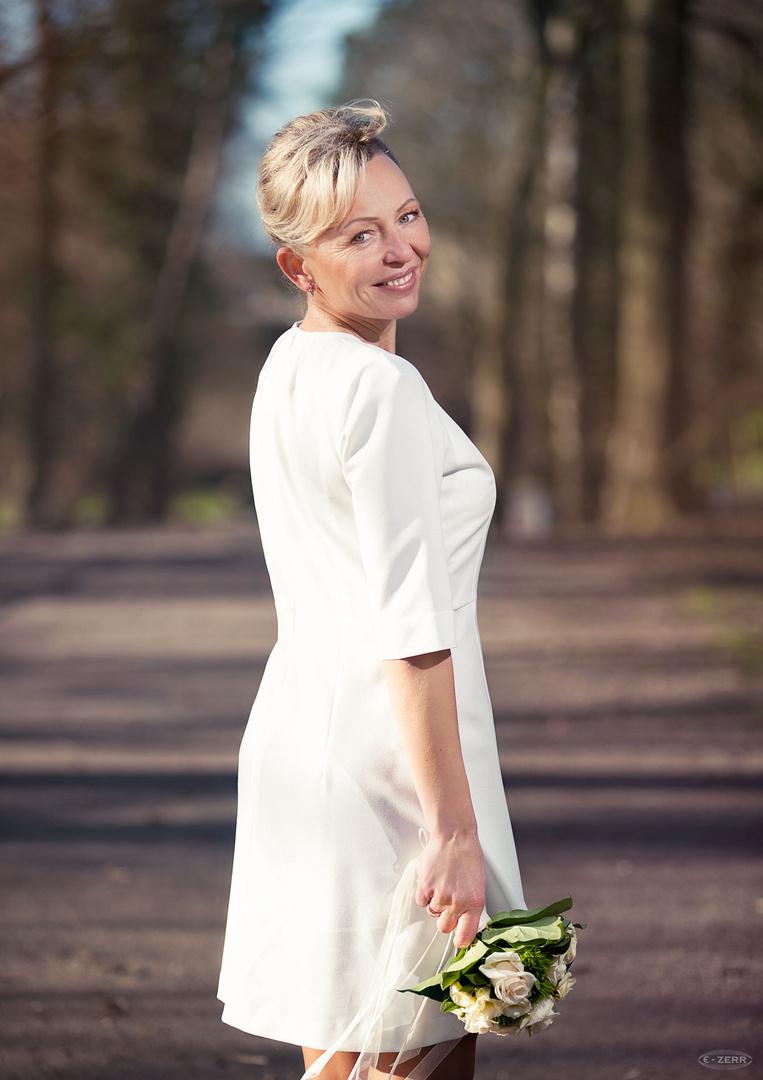 Elena; Hochzeit in Hagen