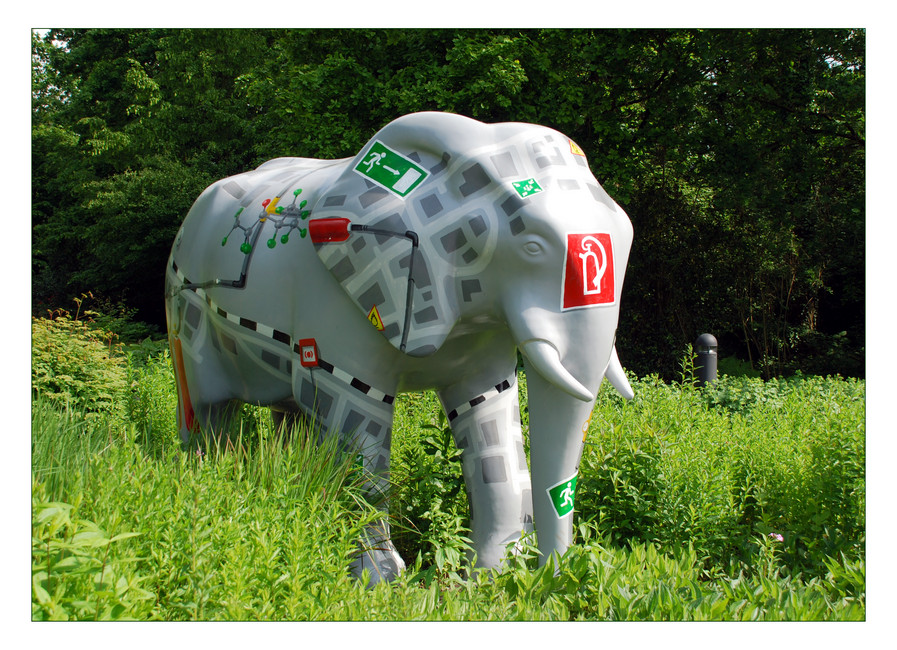 Elephantastisch, ...
