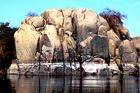 Elephantenfelsen bei Assuan