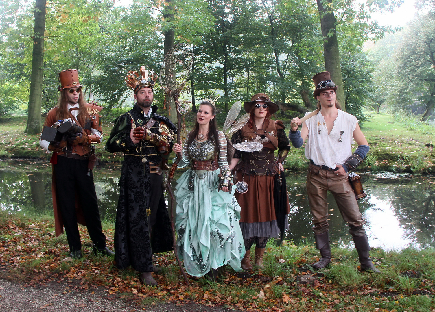 Elf Fantasy Fair 2014 Arcen -6-
