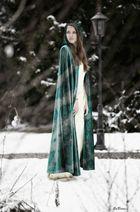 Elfe im Schnee